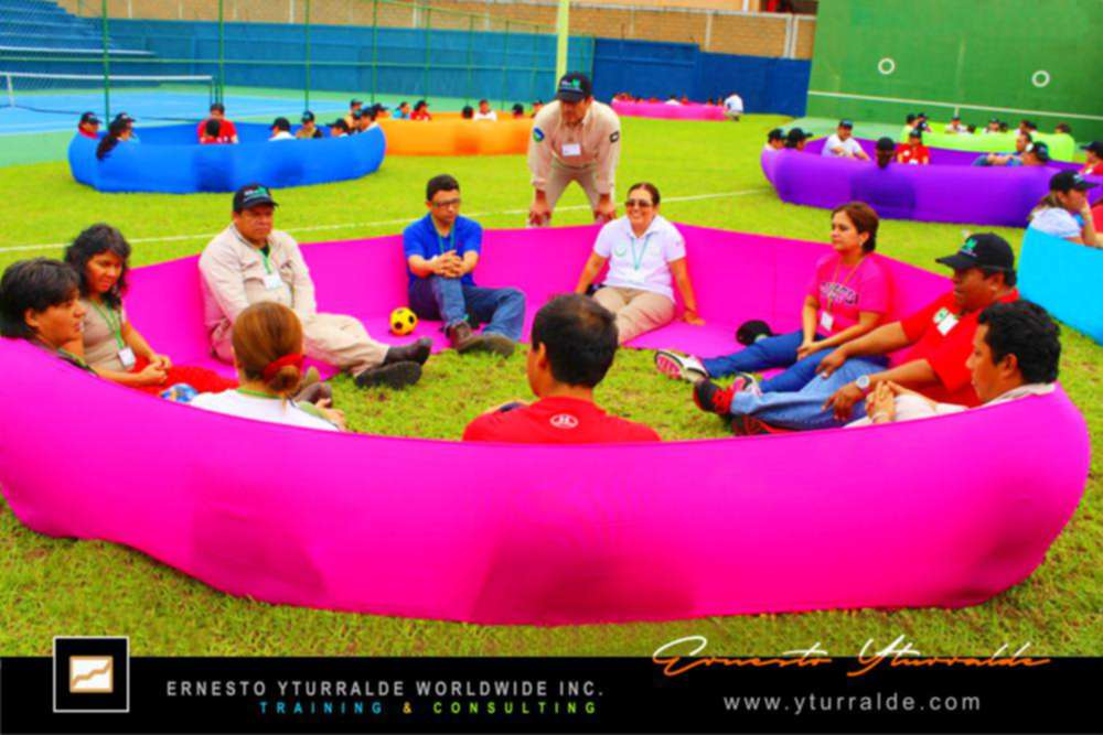 Team Building & Outdoor Training Guatemala | Ernesto Yturralde Worldwide Inc.
