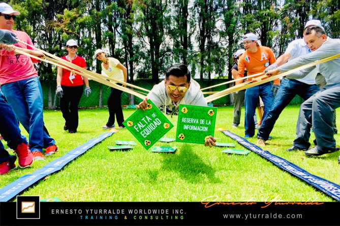 Team Building en Guatemala | Ernesto Yturralde Worldwide Inc.