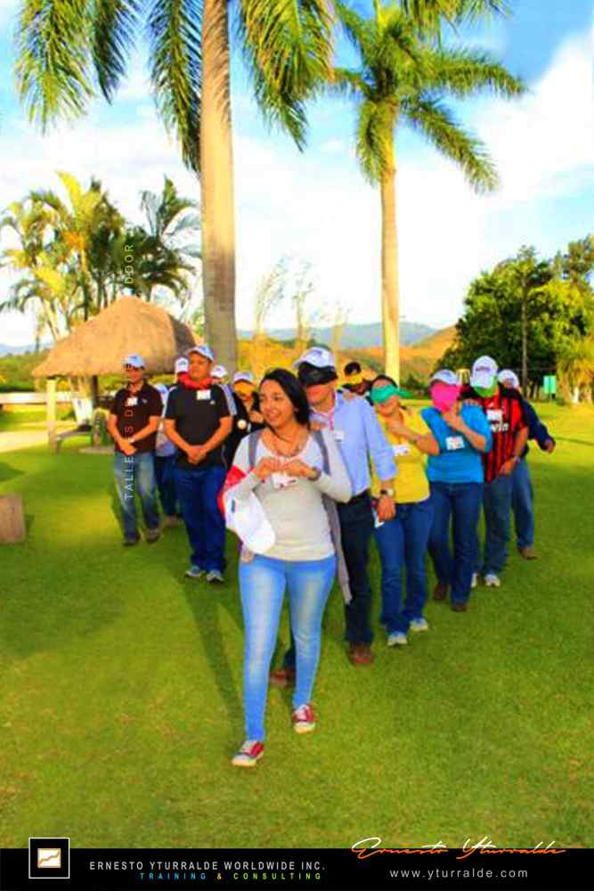 Team Building en Guatemala, Mayan Golf Club | Ernesto Yturralde Worldwide Inc.